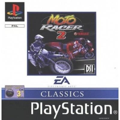 Foto van Moto Racer 2 (EA classics) PS1
