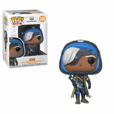 Foto van Pop! Games: Overwatch - Ana FUNKO