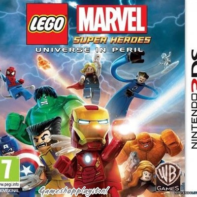 Foto van Lego Marvel Super Heroes Universe In Peril