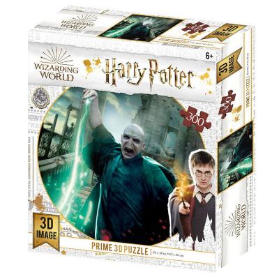 Foto van Harry Potter: Voldemort Prime 3D puzzle 300pcs PUZZEL