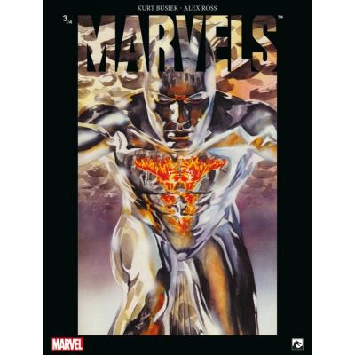 Foto van Marvels 3 (NL-editie) COMICS