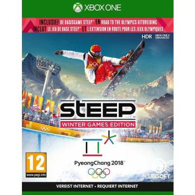 Foto van Steep Winter Games Edition XBOX ONE