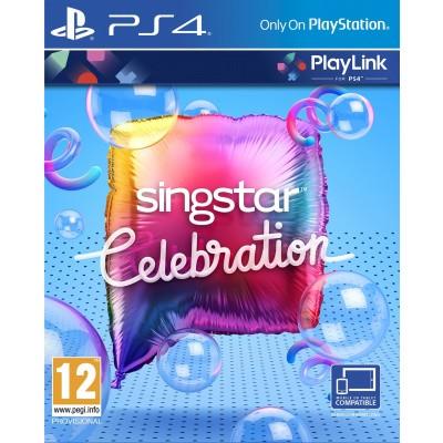 Singstar Celebration (Playlink) PS4