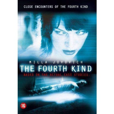 Foto van The Fourth Kind DVD