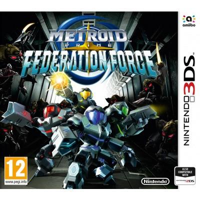 Foto van Metroid Prime Federation Force 3DS