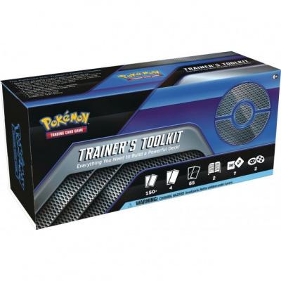 TCG Pokémon Trainer's Toolkit POKEMON