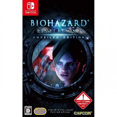 Foto van Resident Evil Revelations (IMPORT GAME) SWITCH