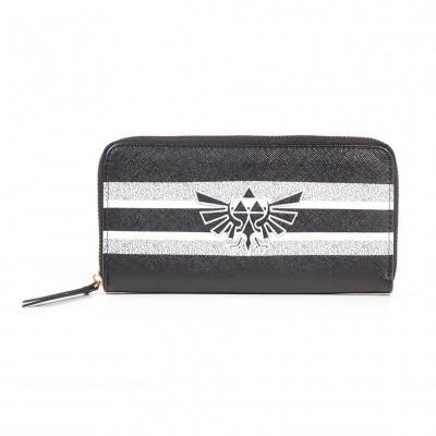 Nintendo - Zelda Black & White Women's Wallet MERCHANDISE