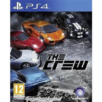 Foto van The Crew PS4