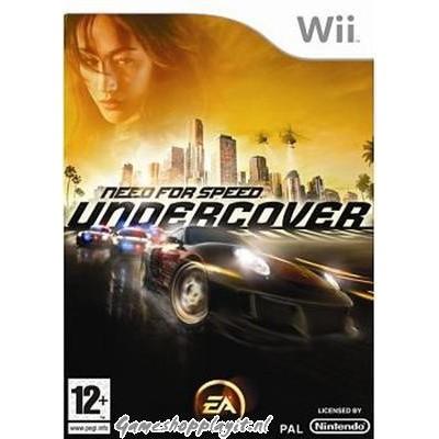 Foto van Need For Speed Undercover WII