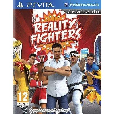 Foto van Reality Fighters PSVITA