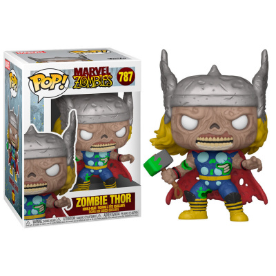 Pop! Marvel: Zombies - Zombie Thor FUNKO