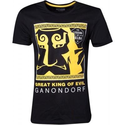 Zelda - King Of Evil Men's T-Shirt - XL