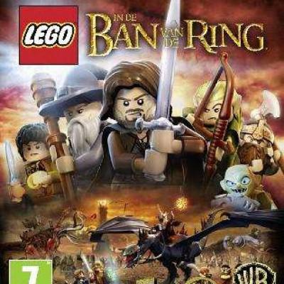 Foto van Lego In De Ban Van De Ring PSVITA