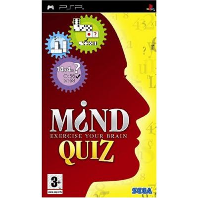 Mind Quiz PSP