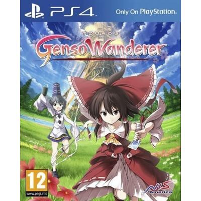 Touhou Genso Wanderer PS4