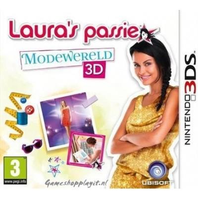 Foto van Laura's Passie, Modewereld 3D 3DS