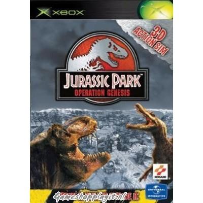 Foto van Jurassic Park:Operation Genesis XBOX