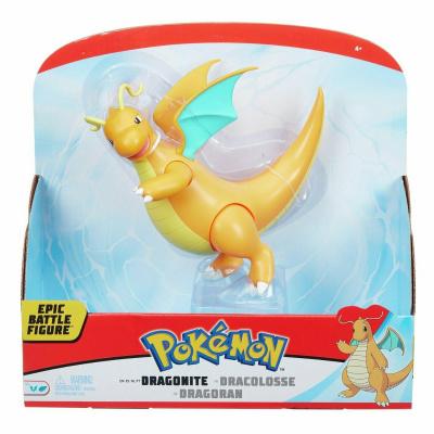 Foto van Pokémon - Dragonite Battle Figurine 21cm MERCHANDISE