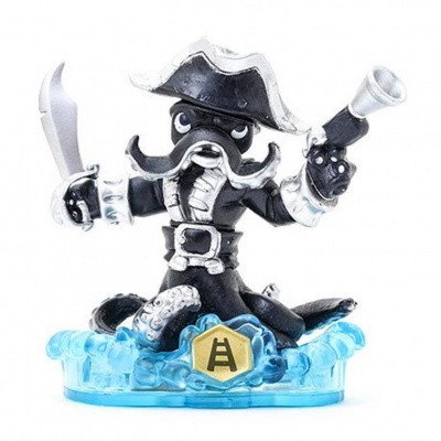Foto van Dark Wash Buckler No. 84746888 Swap Force Water SKYLANDERS