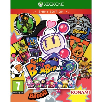 Foto van Super Bomberman R: Shiny Edition Xbox One
