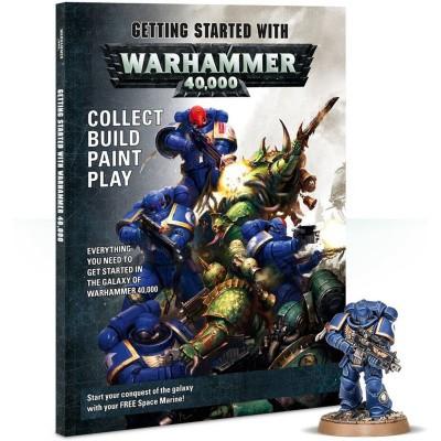 Getting Started With Warhammer 40k Warhammer 40k