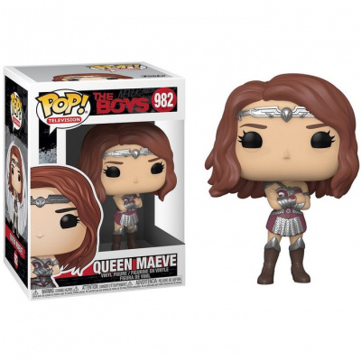Pop! Television: The Boys - Queen Maeve FUNKO