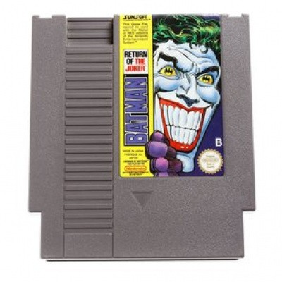 Foto van Batman Return Of The Joker NES (Losse Game)