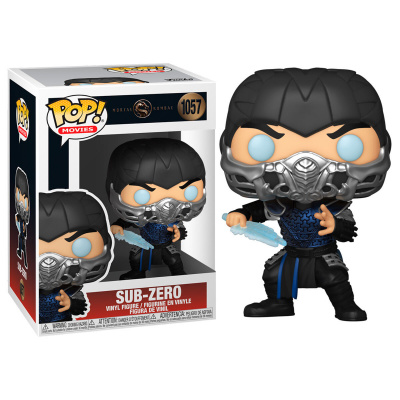 Pop! Movies: Mortal Kombat - Sub-Zero FUNKO