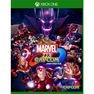 Marvel Vs. Capcom: Infinite XBOX ONE