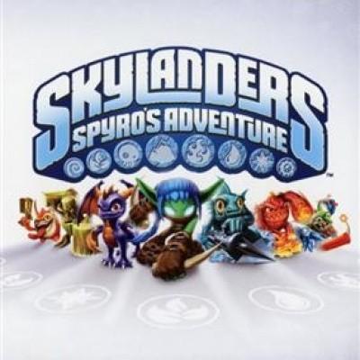 Foto van Skylanders Spyro's Adventure (Game Only) WII