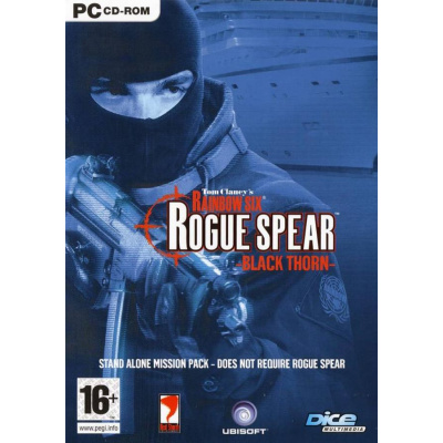 Foto van Tom Clancy's Rainbow Six Rogue Spear Black Thorn PC