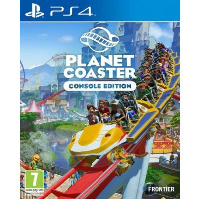 Foto van Planet Coaster Console Edition PS4