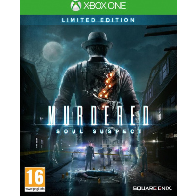 Murdered Soul Suspect Limited Edition XBOX ONE