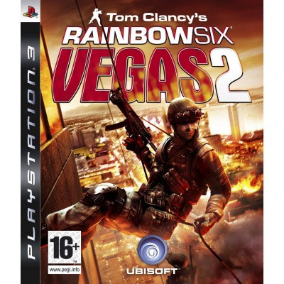 Tom Clancy's Rainbow Six Vegas 2 PS3