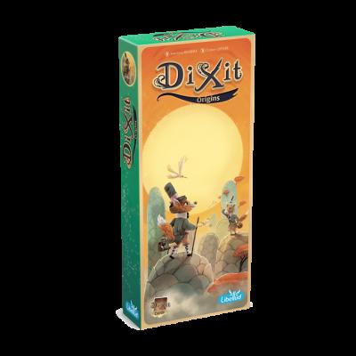 Foto van Dixit Origins Expansion (REFRESH) BORDSPELLEN