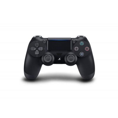 Foto van Sony Wireless Dualshock 4 Controller (Jet Black)