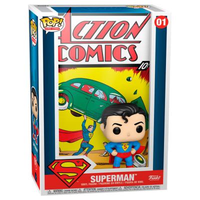 Foto van Pop! Comic Covers: DC - Superman Action Comic FUNKO