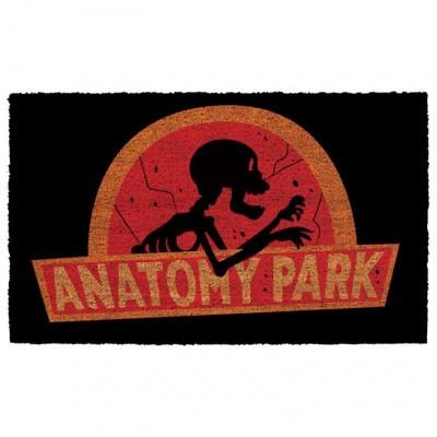 Foto van Rick and Morty: Anatomy Park Doormat MERCHANDISE