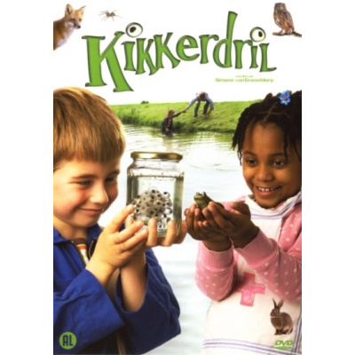 Kikkerdril DVD MOVIE
