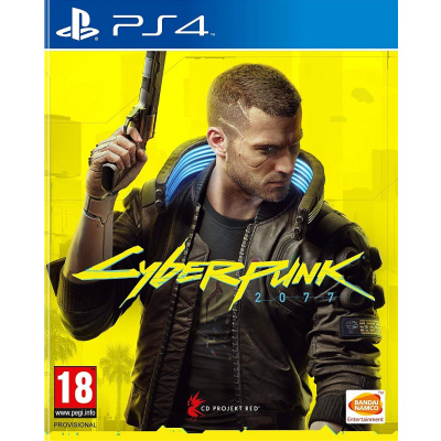 Foto van Cyberpunk 2077 Day One Edition PS4