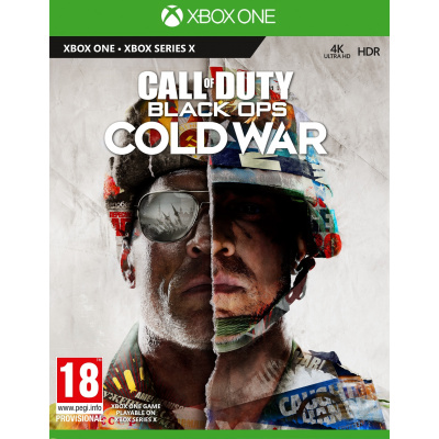 Foto van Call of Duty: Black Ops Cold War XBOX ONE