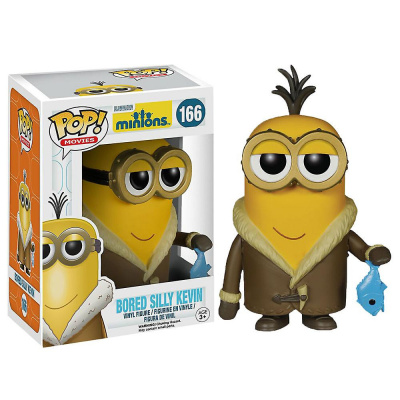 Pop! Movies: Minions - Bored Silly Kevin FUNKO
