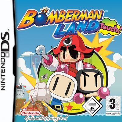 Foto van Bomberman Land Touch! NDS