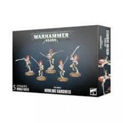 Foto van Craftworlds Howling Banshees WARHAMMER 40K
