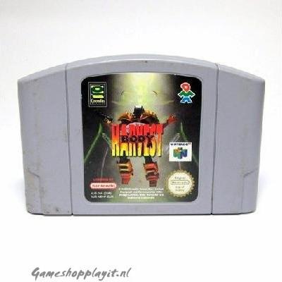 Harvest Body (Losse Cassette) N64