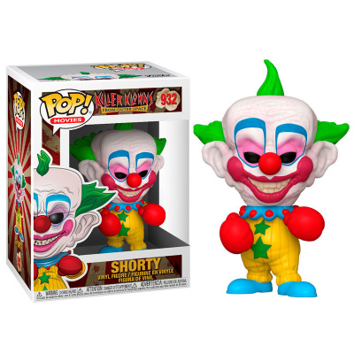 Foto van Pop! Movies: Killer Klowns From Outer Space - Shorty FUNKO