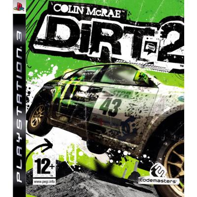 Colin Mcrae Dirt 2 PS3