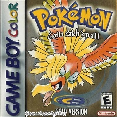 Foto van Pokemon Gold GBC