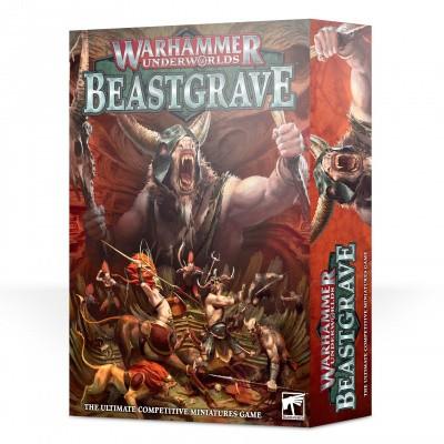 Foto van Warhammer Underworlds: Beastgrave WARHAMMER UNDERWORLDS